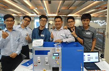 IoT 智慧販賣機(The Amazing Vending Mechine)